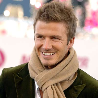 David Beckham Lifemode